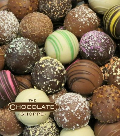 The Chocolate Shoppe : Truffles