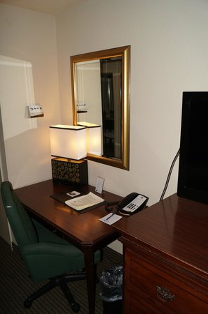 Best Western Plus Milwaukee Airport Hotel & Conference Center: Computer Desk