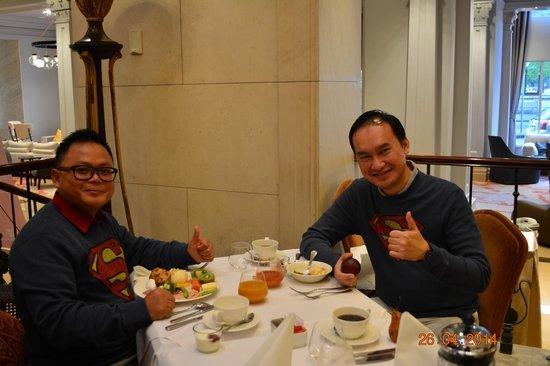 The Ritz-Carlton, Budapest: Breakfast