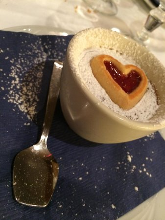 Ristorante Pizzeria Al Fieramosca : Creme caramel