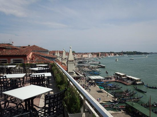 Hotel Danieli, A Luxury Collection Hotel: 景観最高、味もGoodのレストラン
