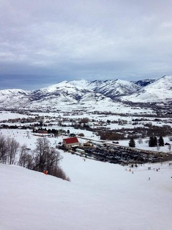 Nordic Valley Ski Resort: Wolf Mountain 2014