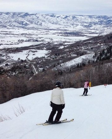 Nordic Valley Ski Resort: Wolf Mountain Presidents Day Weekend 2014
