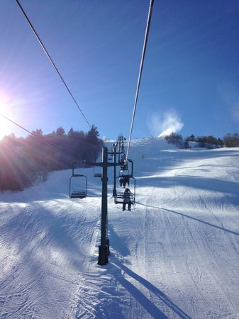 Nordic Valley Ski Resort: Barney's Way 2014