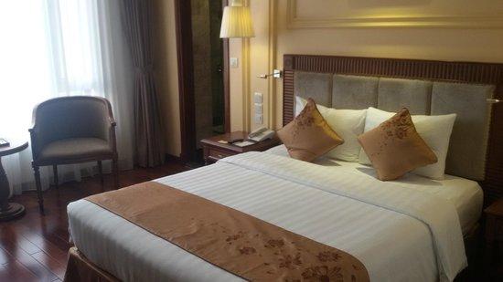 Hanoi Pearl Hotel: bedroom