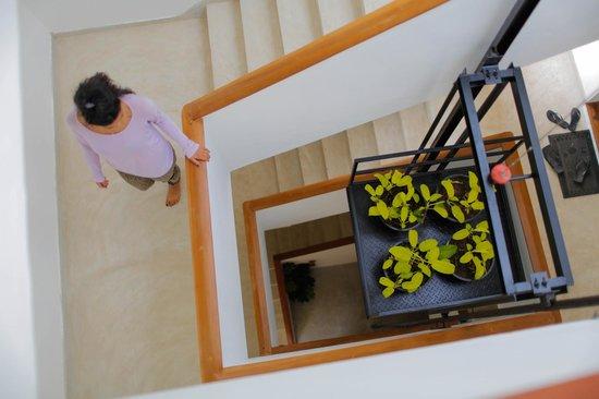 Drift BnB Colombo: Stairwell
