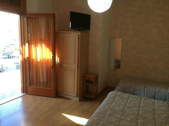 Bel Sole: tutte le camere con finestra