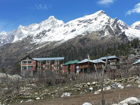 Hotel Rupin River View: Rupin River View