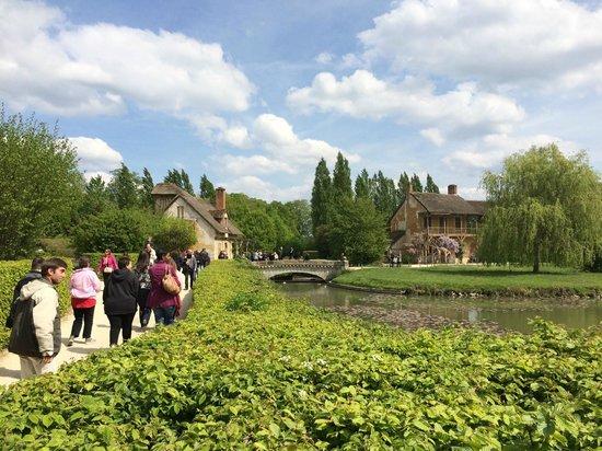 Les Trianons et le Hameau : hamlet