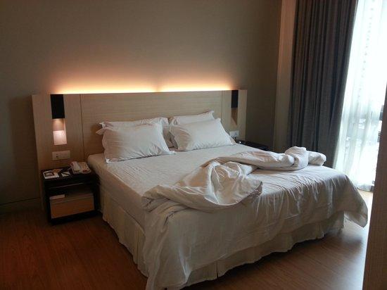 The Residences @ Swiss-Garden Hotel & Residences Kuala Lumpur : bedroom