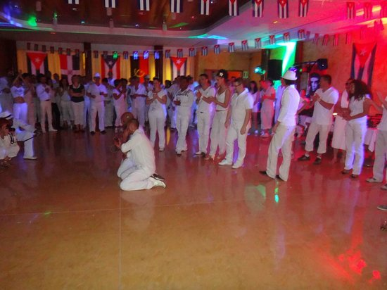 Blaucel : salle de danse