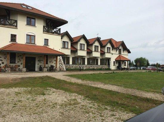 Hotel Joseph Conrad: widok budynku głównego