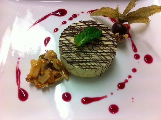 Gourmandy's : Nougat glacé Maison