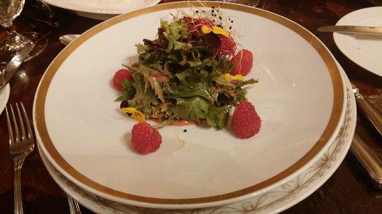 The Pub: Raspberry Salad