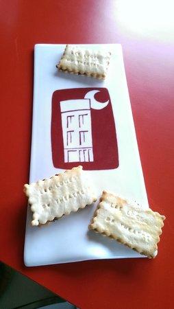 Les Loges du Théâtre : Petits biscuits personnalisés