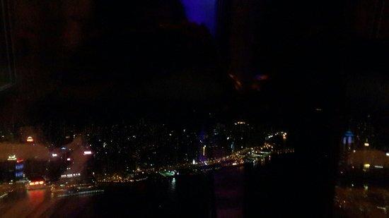 Ozone Bar at The Ritz-Carlton, Hong Kong: Ozone's view