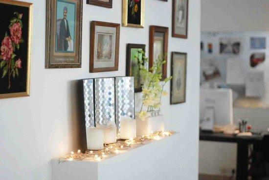 Scarlette New Delhi : Living room