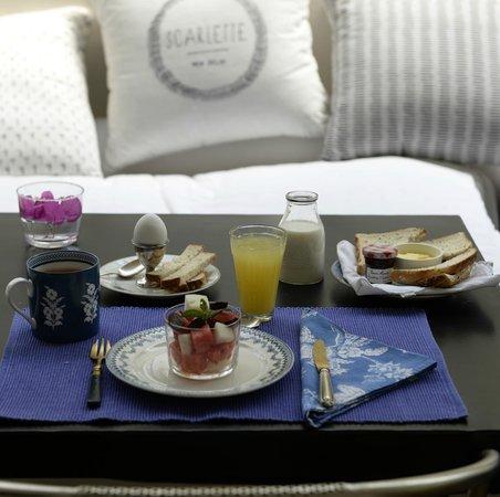 Scarlette New Delhi : Breakfast