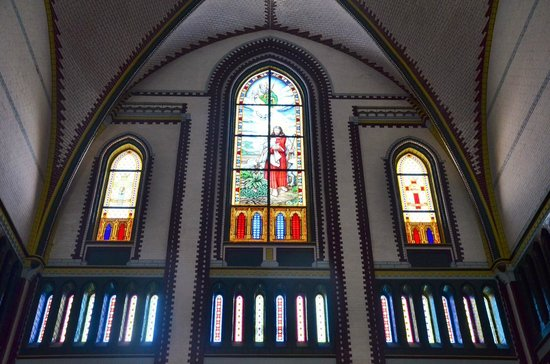 Saint Mary's Cathedral : Nice Painting