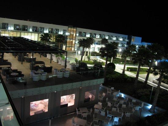 Hipotels Gran Conil & Spa: Vista noche