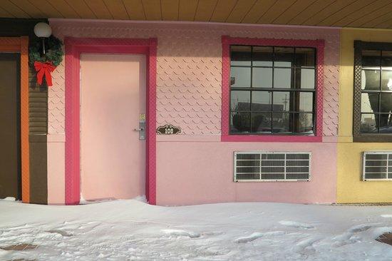 Big Texan Motel: Room