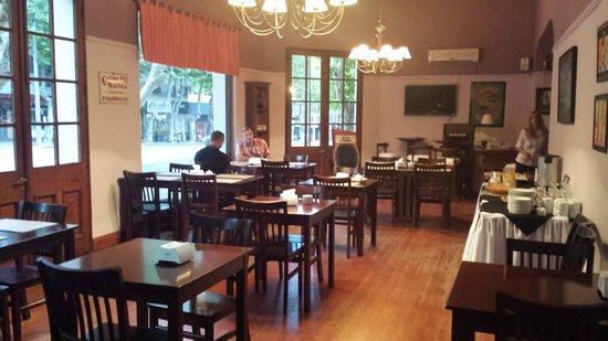 Hotel Beltran: Breakfast