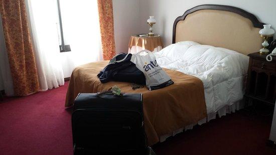 Hotel Beltran: Just arrived :-) Comfortable bed