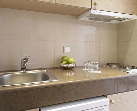 Hotel Galaxias : Suite Kitchen