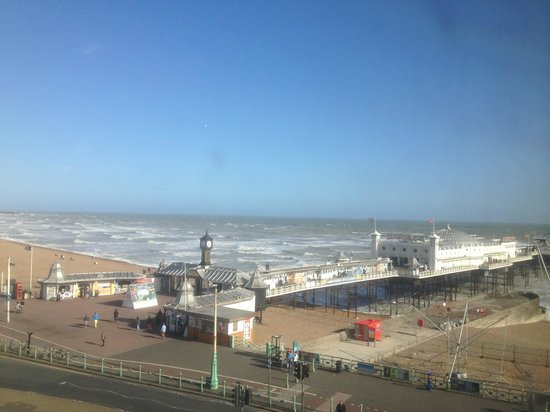 Royal Albion Hotel-Brighton: Our view :)