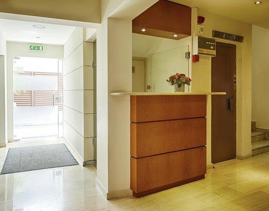 Hotel Galaxias : Reception / Entrance