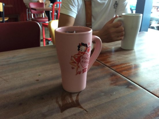 ボガーツカフェ & エスプレッソバー, iced coffee