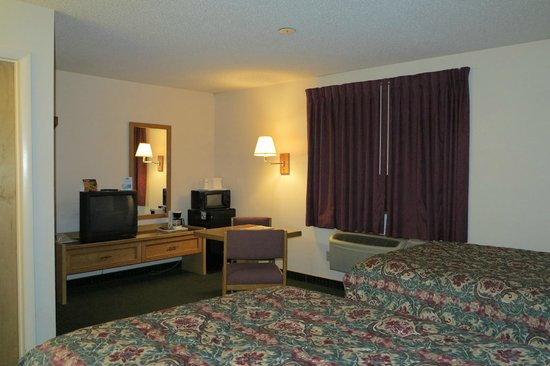 Days Inn Cortez: 2 double beds