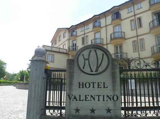 Hotel Valentino: esterno hotel