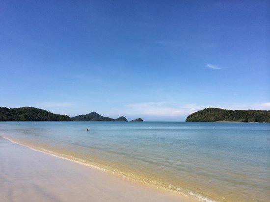 The Frangipani Langkawi Resort & Spa: Пляж