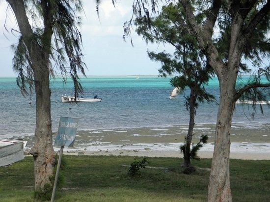 Cotton Bay Hotel: Bord de mer