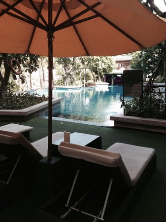 Novotel Phuket Kata Avista Resort and Spa : Pool