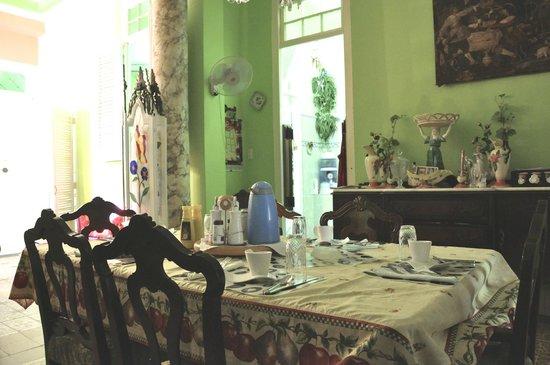 Ana y Surama: soggiorno