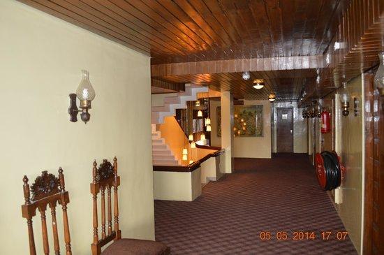 Shahenshah Palace Hotel: Passage