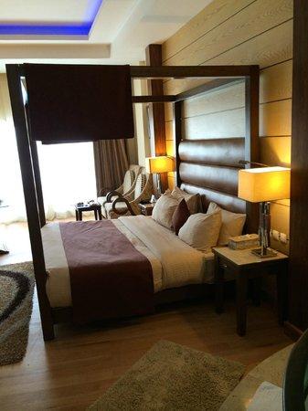 The Royal Savoy Sharm El Sheikh: la junior suite