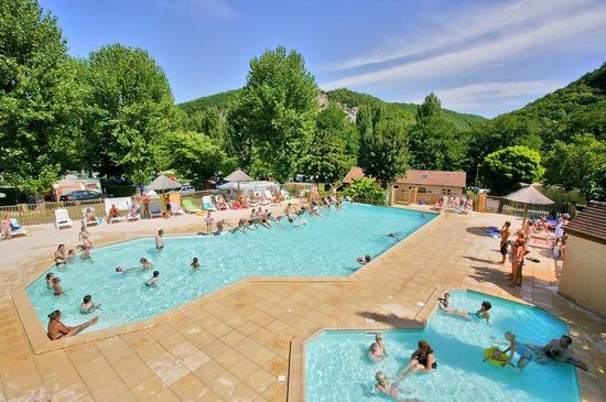Camping la bouysse updated 2019 prices campground - Camping sarlat piscine ...