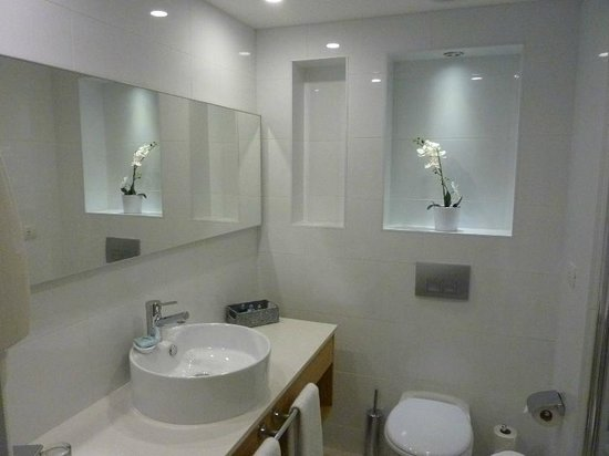 West Boutique Hotel Ashdod : Bathroom