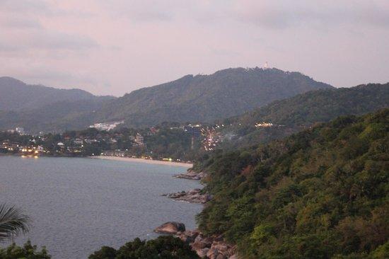 Sabai Corner: View