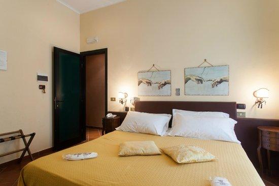 Hotel Toledo: Matrimoniale Superior