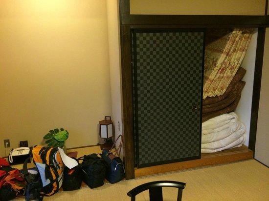 Toki Yuyu Rakuyu : Room