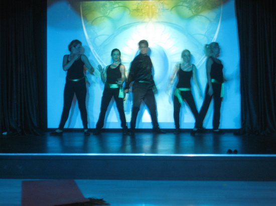 Grupotel Gran Vista & Spa: show