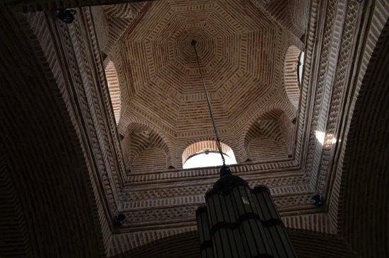 Riad Villa Blanche : The ceiling dome