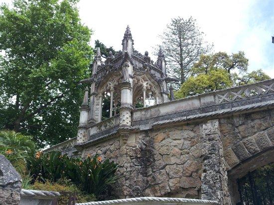 Quinta da Regaleira: castle