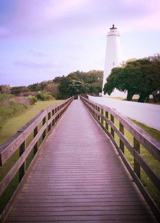 Ocracoke Lighthouse : Lighthouse