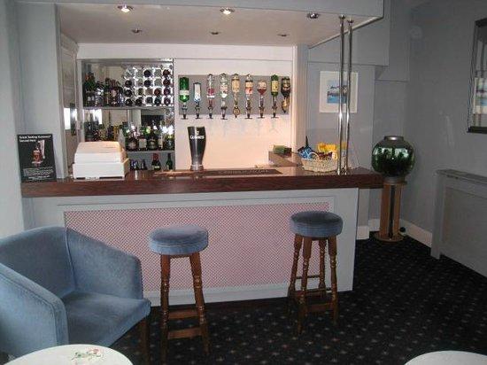 Anacapri Guest House: Bar