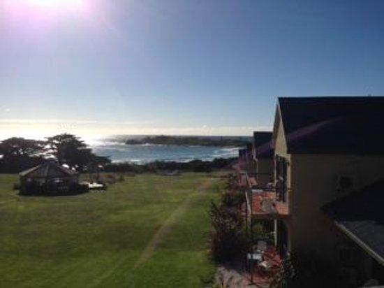 Diamond Island Resort & Penguin Show: Vuew from room